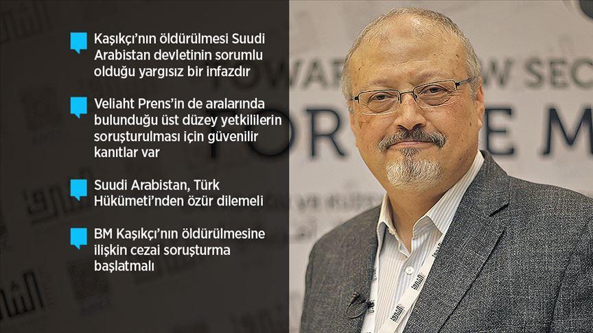 Al Suud: Kaşıkçı cinayeti Suudi Arabistan için bir leke