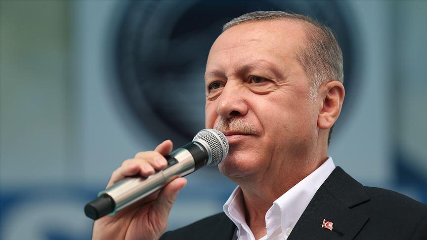 Erdoğan: Sınır boylarında hazırlıklarımız tamamlandı