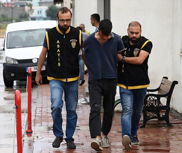 Adana'daki bıçaklı saldırı