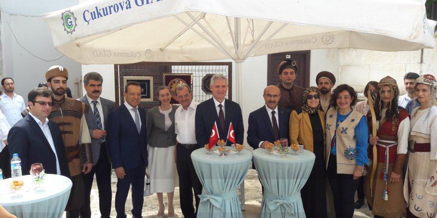 """Prof.Dr. Ramazanoğlu; """"Adana, Piri Mehmet Paşa Döneminde Altın Çağını Yaşadı"""""""