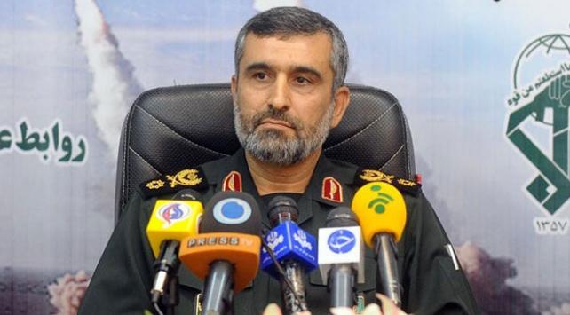 İran'dan 'ABD İHA için cevap verseydi savaş başlardı' açıklaması