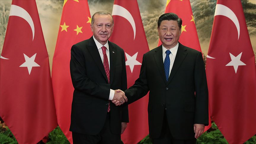 Cumhurbaşkanı Erdoğan ile Çin Devlet Başkanı Şi telefonda görüştü