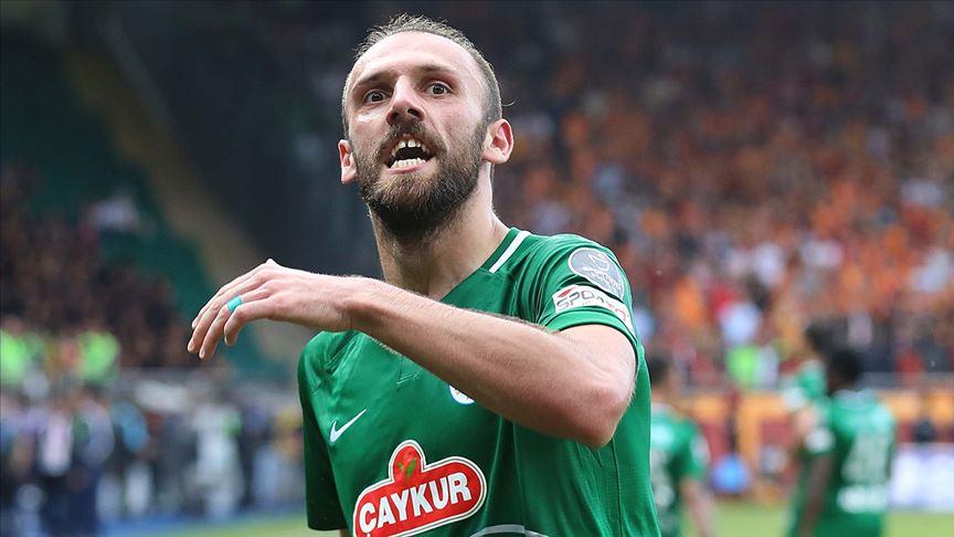 Kosovalı forvet Fenerbahçe'de
