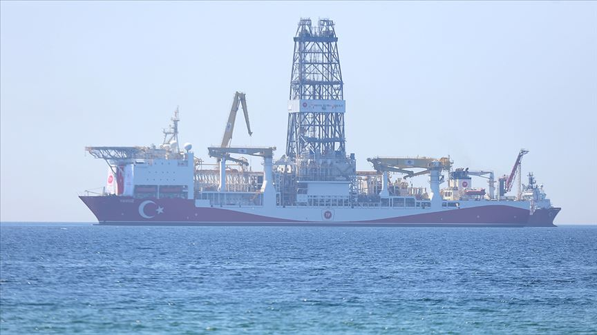 Türkiye Doğu Akdeniz'de söz sahibi