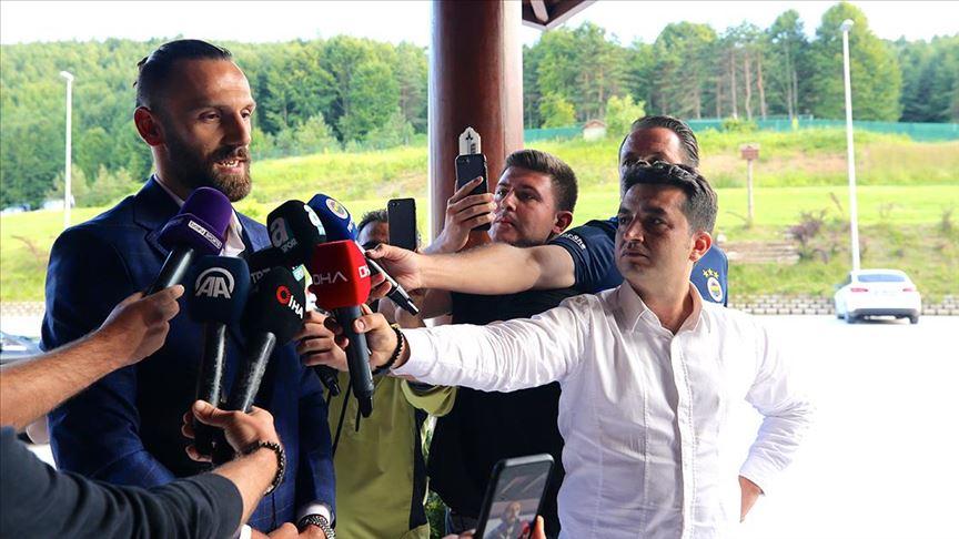 Muric: Ne kadar doğru karar verdiğimi bir kez daha anladım