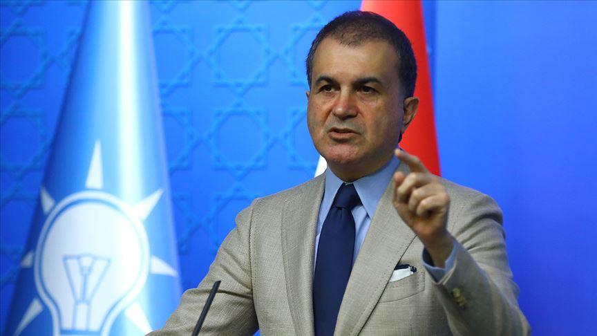 AK Parti Sözcüsü Çelik'ten Adanalı hemşehrilerine görüntülü Kovid-19 mesajı..