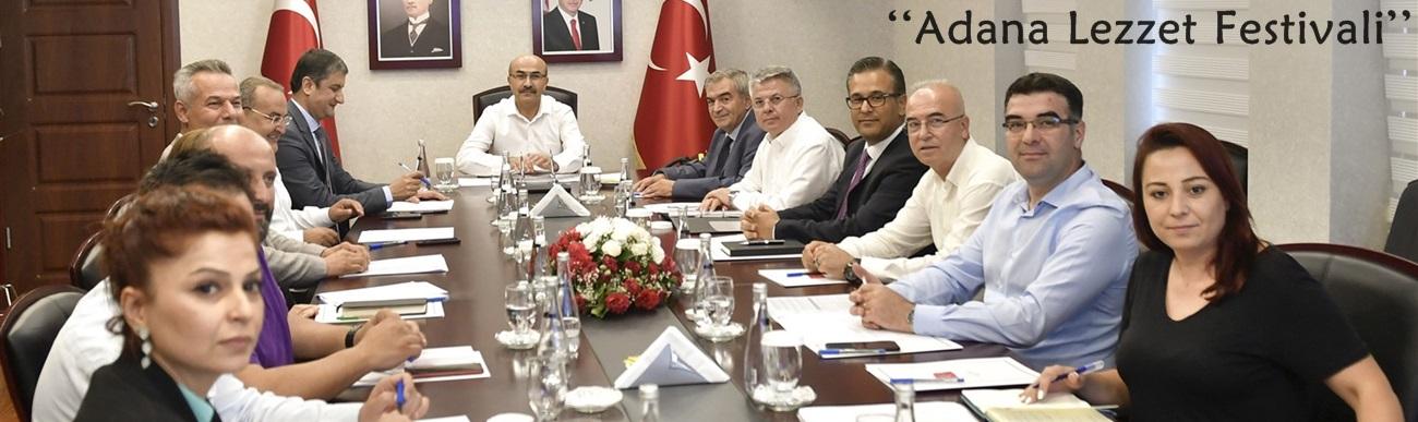 """""""3. Uluslararası Adana Lezzet Festivali""""ne Davet.."""