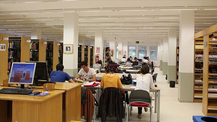 Bilkent Üniversitesinin kütüphanesi dünya lideri oldu