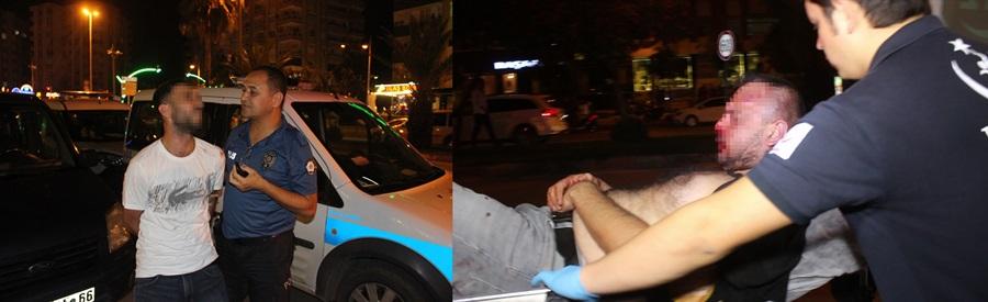 Adana'da silahlı saldırı: 2 yaralı