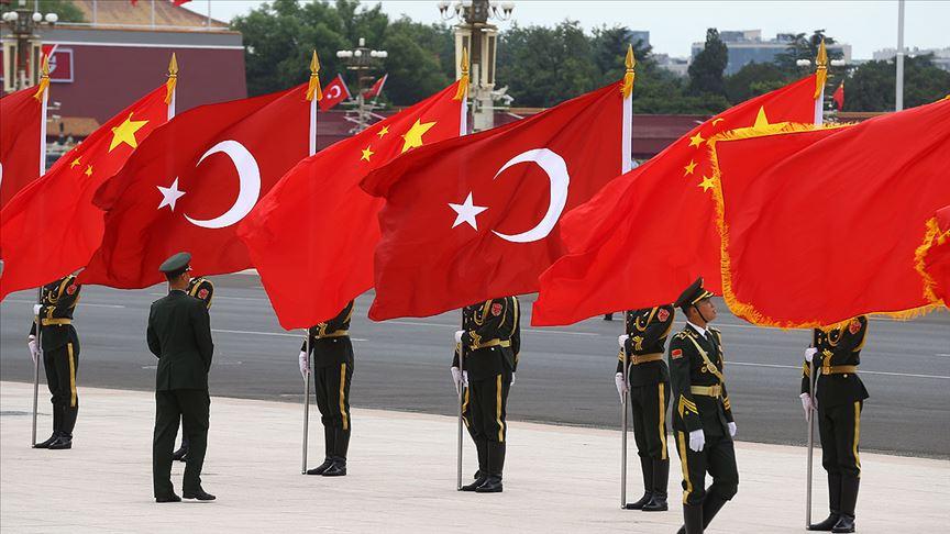 Kuşak-Yol projesi çerçevesinde Türkiye-Çin ilişkileri