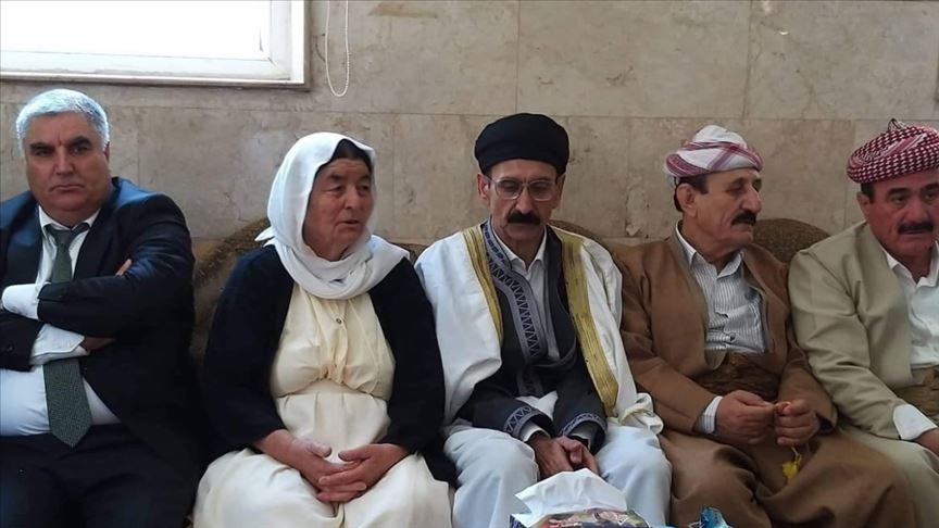 Dışişleri Bakanı Çavuşoğlu'ndan Ezidilerin yeni ruhani lideri Beg'e tebrik