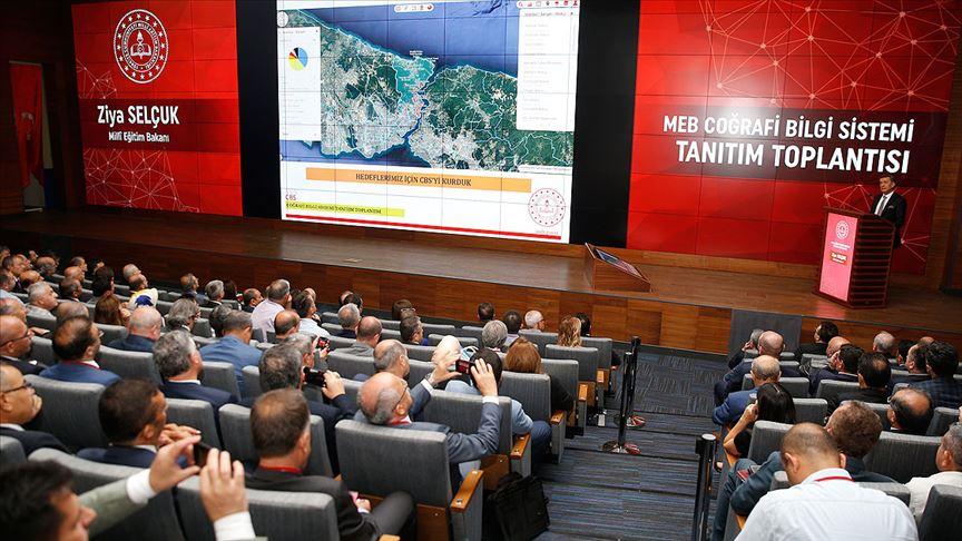 MEB Türkiye'nin 'eğitim haritasını' çıkardı