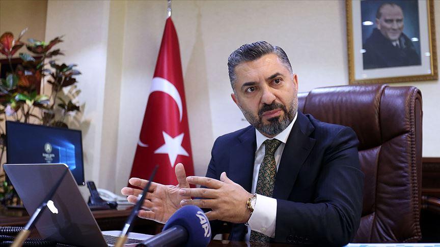 RTÜK Başkanı Şahin: Hedefimiz şiddetten arındırılmış değerlerimize saygılı bir ekran oluşturmak