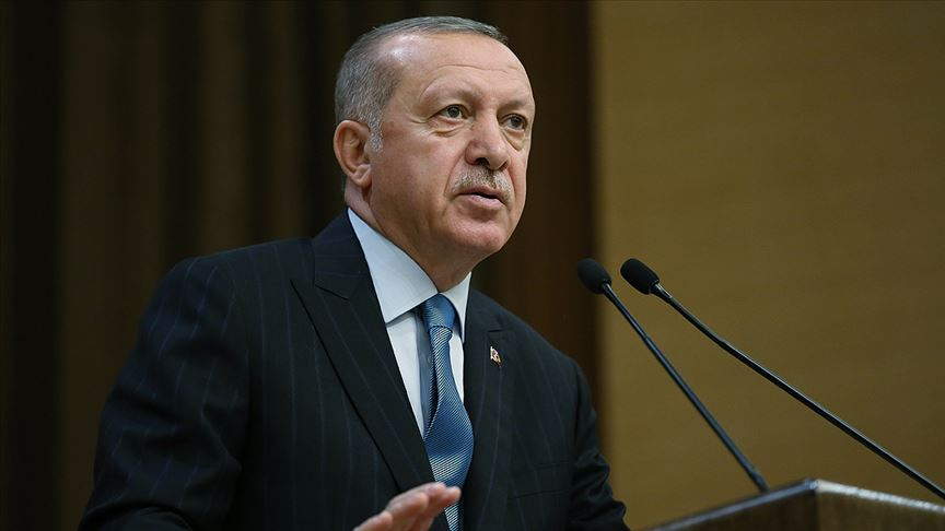 Erdoğan: Henüz terör örgütleri çıkmış değil