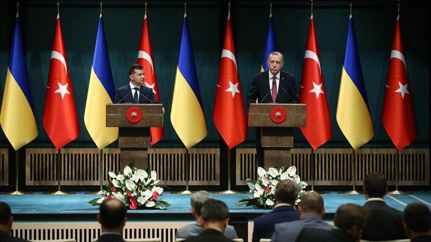 Erdoğan: Amerikalılarla birlikte bir harekat merkezi kurulmasının kararı verildi