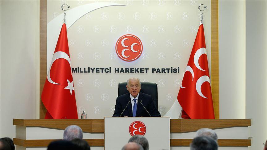 'MHP, ABD ile varılan uzlaşmayı değerli bulmaktadır'