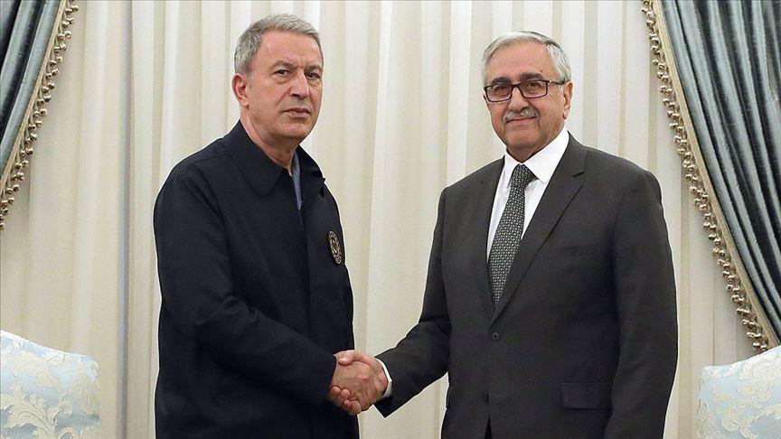 Akar: Kıbrıs Türk halkının siyasi eşitliği ve güvenliği vazgeçilmez bir konu