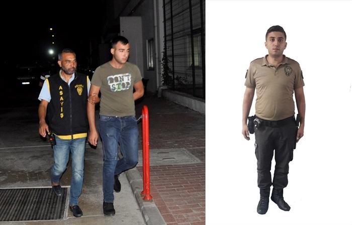 """Adana'da """"sahte bekçi"""" polise yakalandı"""