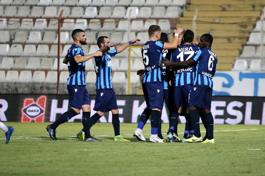 Adana Demirspor: 2 - Balıkesirspor: 0
