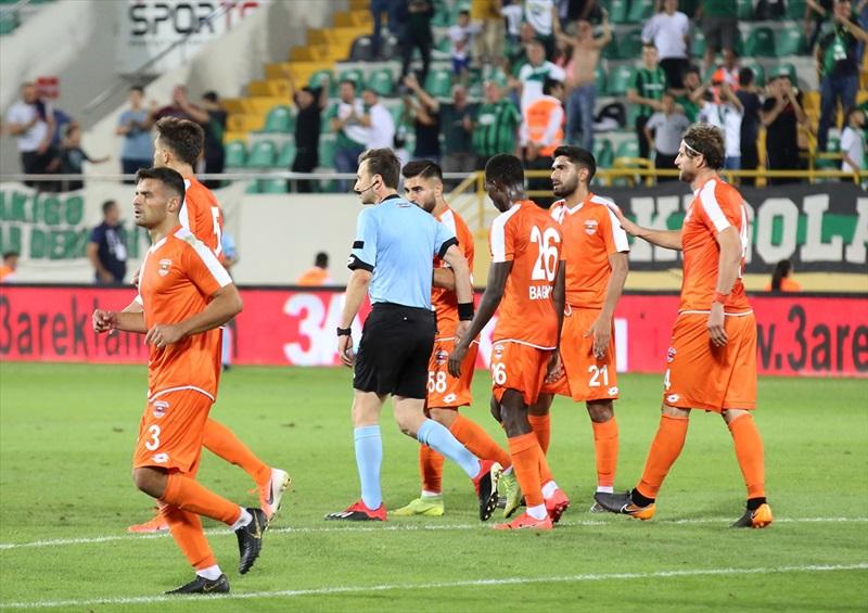 Akhisarspor: 1 - Adanaspor: 0