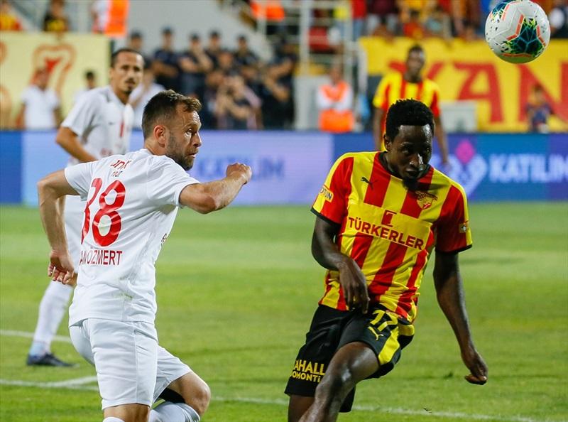 Göztepe: 0 - Antalyaspor: 1