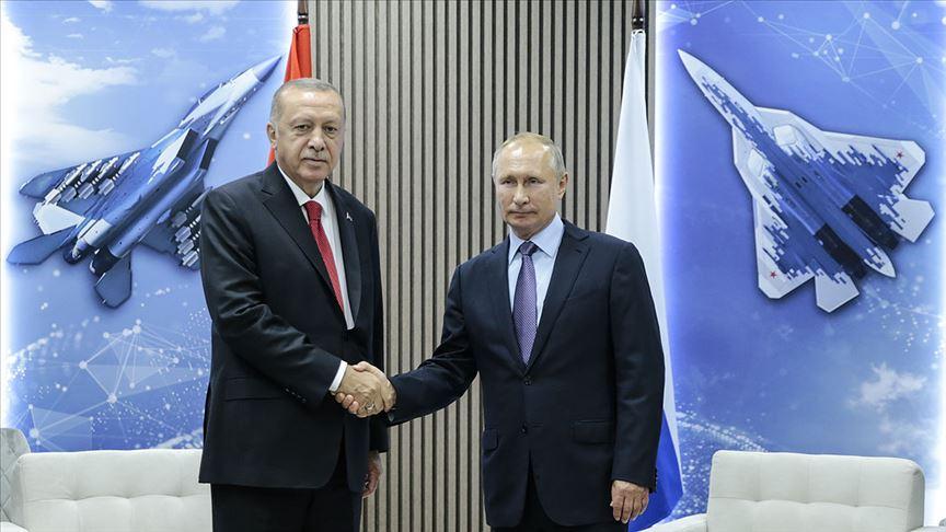 Barış Pınarı Harekatı ve Rusya'nın tavrı