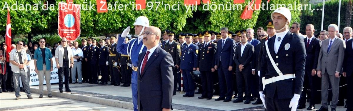 Adana'da Atatürk Parkı'ndaki törene Zeydan Karalar Katılmadı..