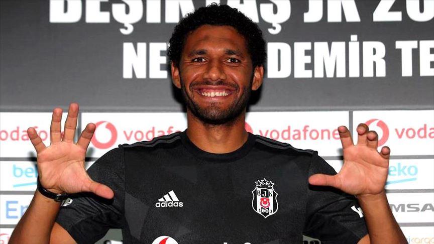 Elneny Beşiktaş'ta