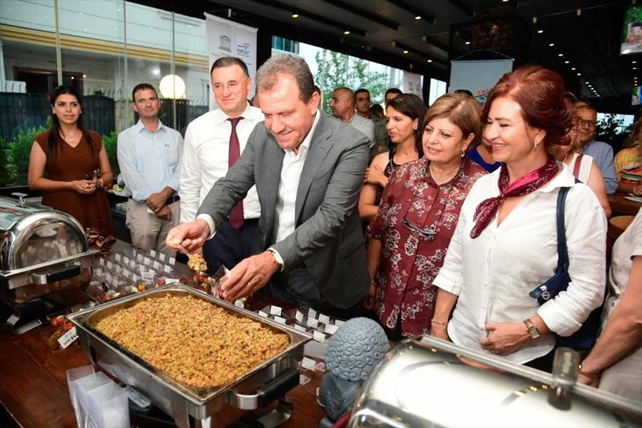 """""""Yaratıcı Şehirler Ağı""""na dahil edilen Hatay'ın lezzetleri Adana'da tadıldı"""