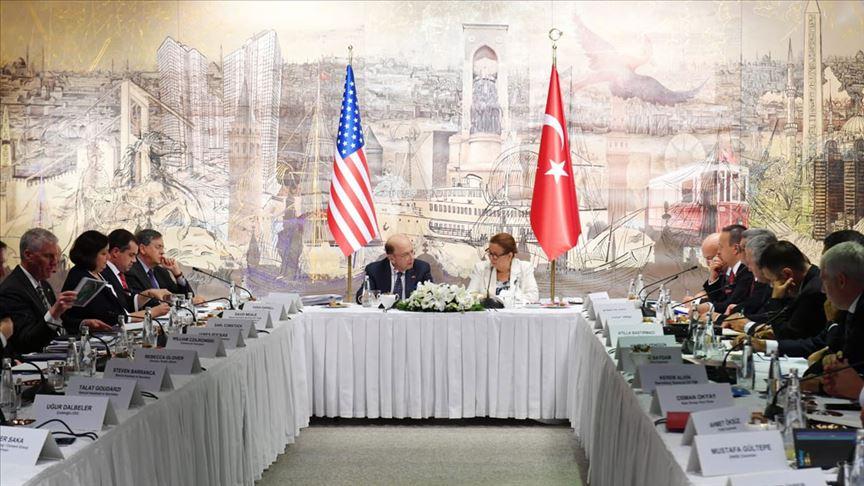 Ticaret Bakanı Pekcan: ABD ile öncelikli sektörleri belirledik