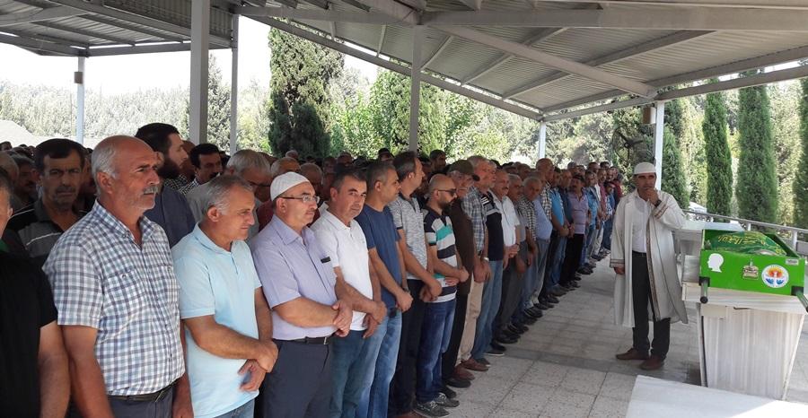 Mustafa Karakuş Dualarla Toprağa Verildi..