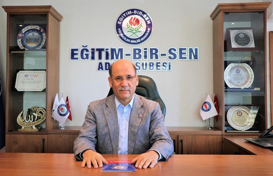 """Mehmet Sezer: """"Okullar Öğrenci Sayısına Göre Bütçeden Pay Alsın. Sorunlar çözülsün"""""""
