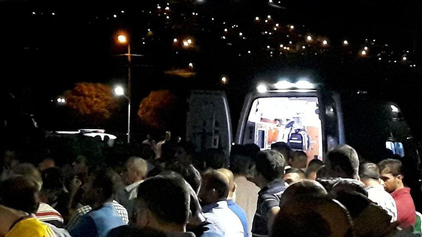 Diyarbakır'da orman işçilerini taşıyan araca terör saldırısı: 4 ölü, 13 yaralı