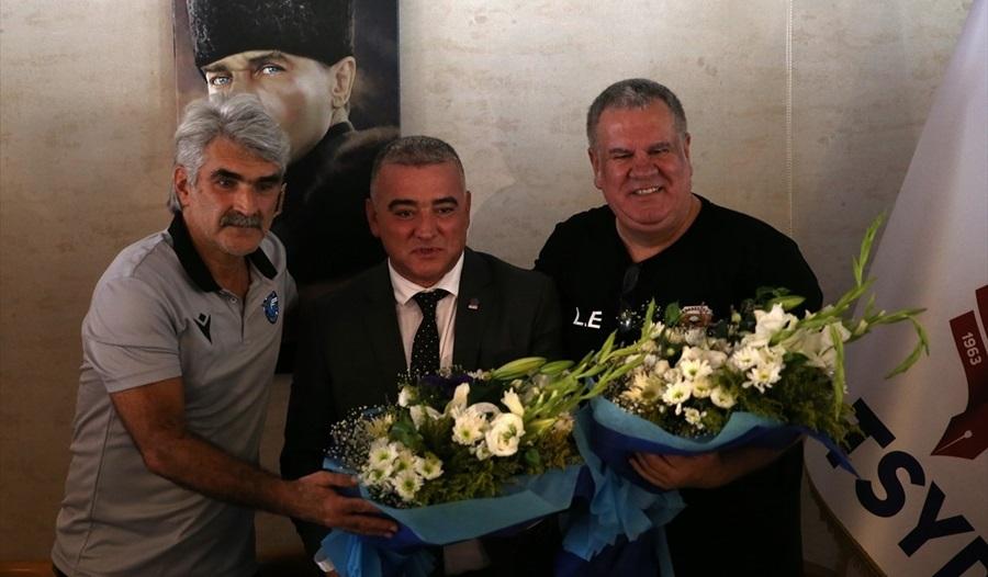 Adana'da derbi heyecanı