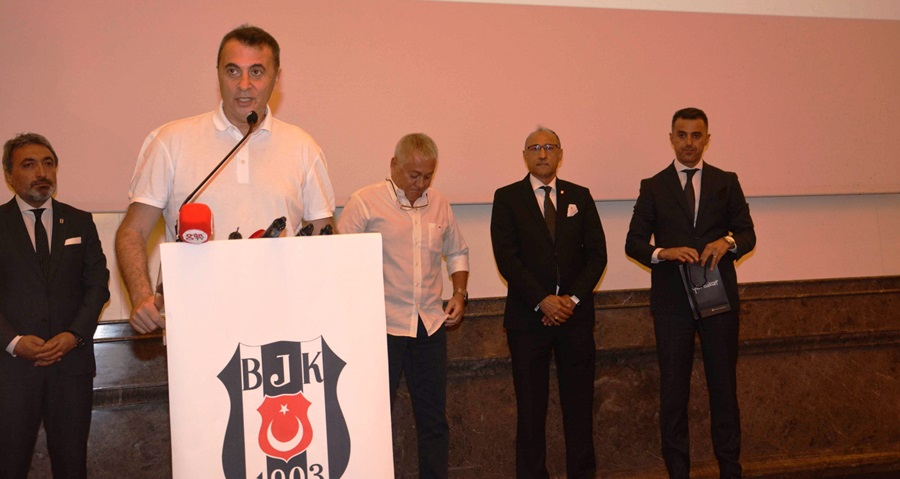 """Fikret Orman, """"İnşallah Adana takımları Süper Lig'de olur"""""""