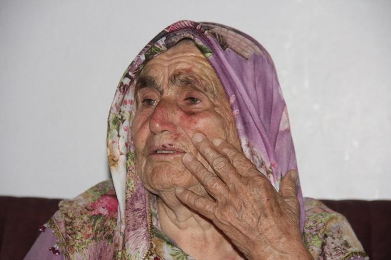 Savcılık, 80 yaşındaki kadını darp eden zanlı için tutuklama kararı çıkarttı