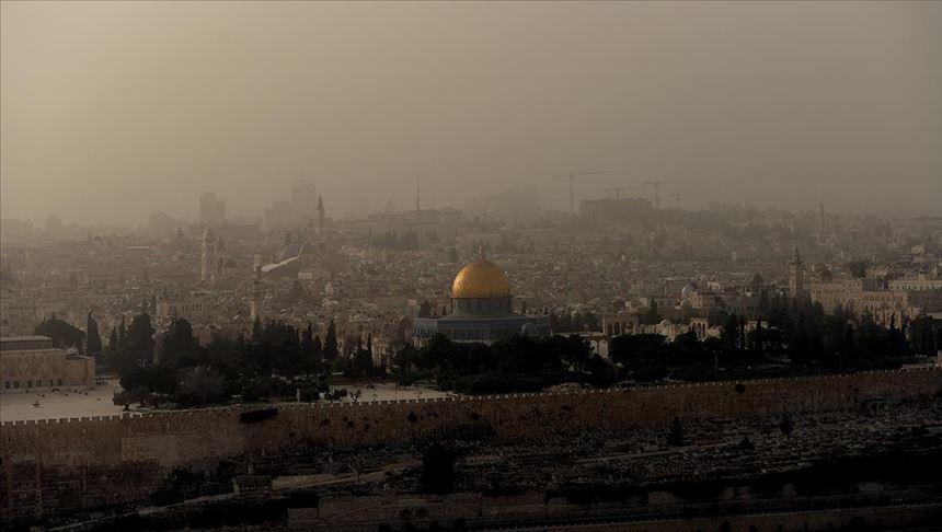 İsrail Filistinlilerin Kudüs'te oy kullanması talebine cevap vermeyecek