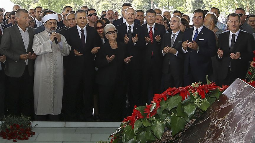 Adnan Menderes idam edilişinin 58. yılında anıldı