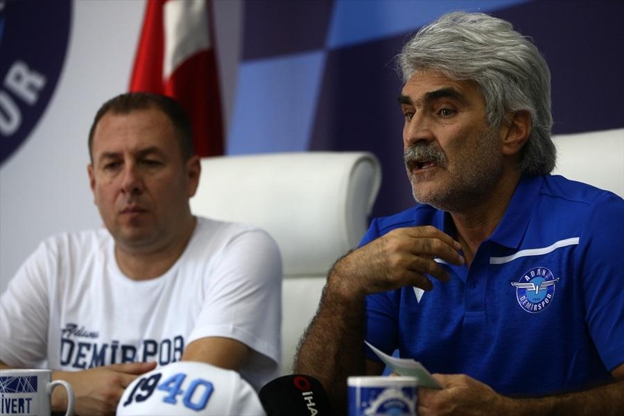 """Tütüneker: """"Adanaspor maçını kazanmalıydık"""""""