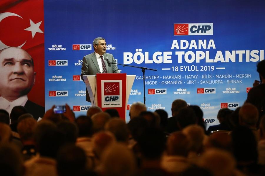 CHP'nin Adana Bölge Toplantısı