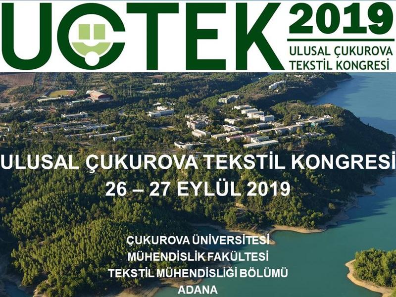 Çukurova Üniversitesi, Ulusal Çukurova Tekstil Kongresi'ne Ev sahipliği Yapacak