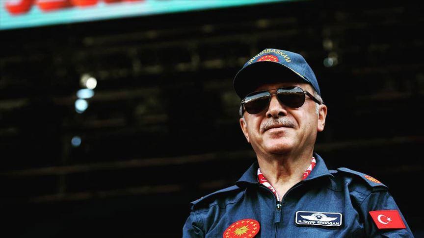 CANLI: Cumhurbaşkanı Erdoğan konuşuyor