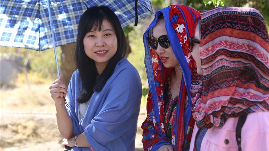 Uzak Doğulu turistin Türkiye'ye ilgisi artıyor