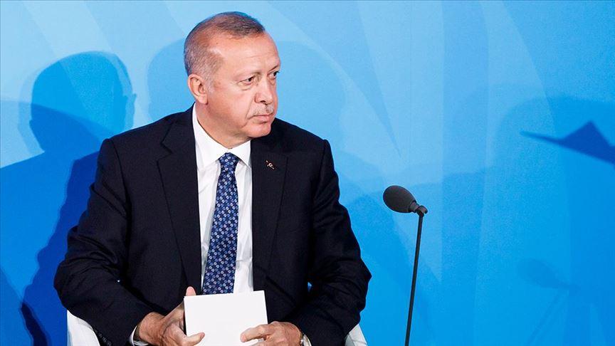 Erdoğan: İkili münasebetlerin ilerletilmesi noktasında çok güçlü bir irade var