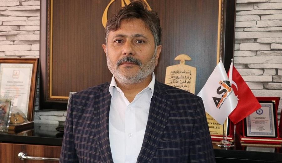 Mahmut Eraslan: Adana hedefte..