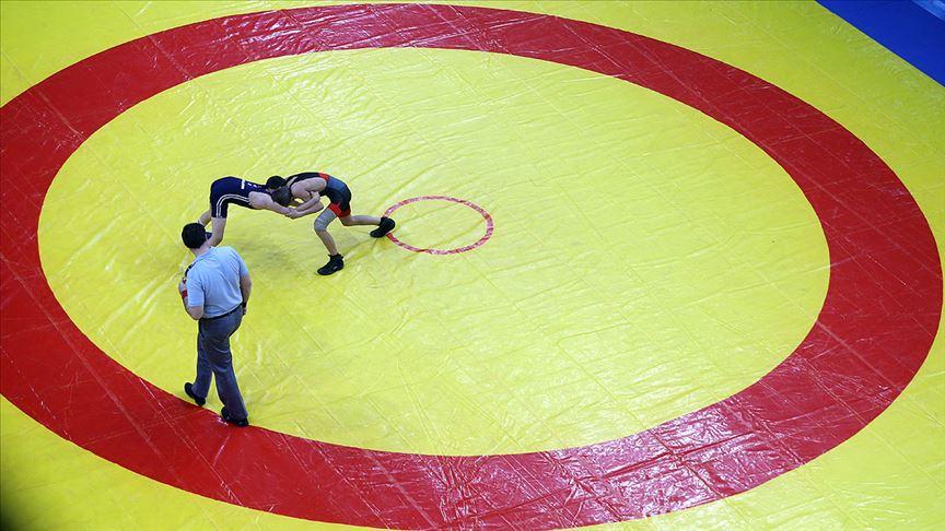Milli güreşçiler Roma'da 12 madalya kazandı