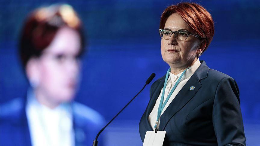 Akşener: Bizim için güçlü Türkiye güçlü kadınlarla mümkün
