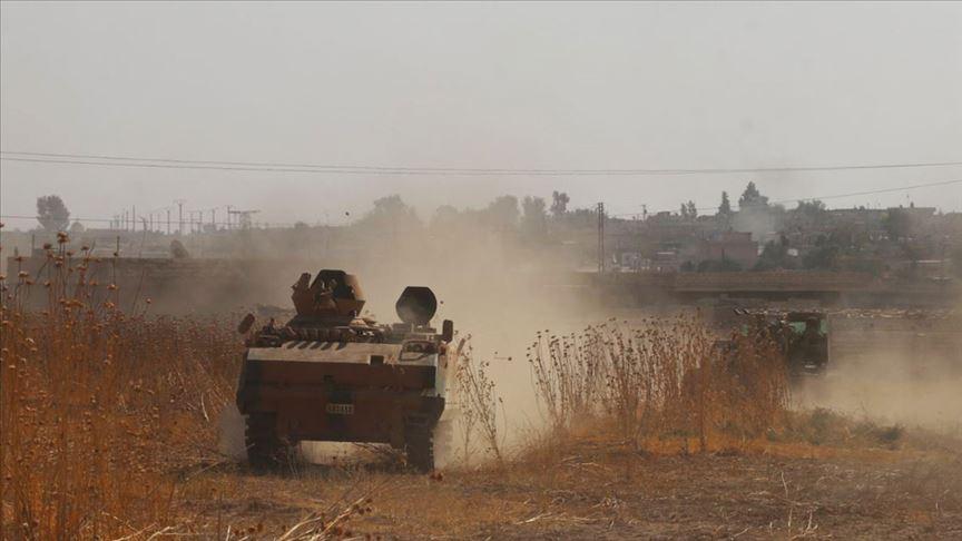 MSB: Barış Pınarı Harekatı'nda toplamda 228 terörist etkisiz hale getirildi