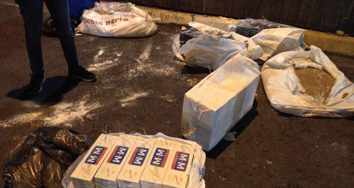 Adana'da kaçakçılık yaptıkları iddiasıyla 4 kişi gözaltına alındı