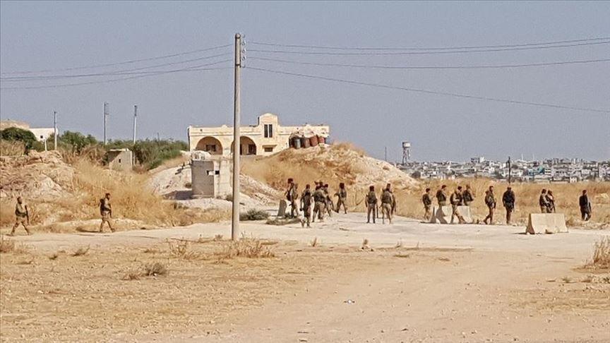Tel Abyad teröristlerden kurtarıldı